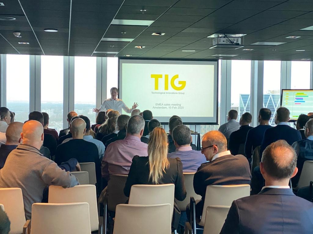 Technological Innovations Group announces New Partnerships at ISE 2020